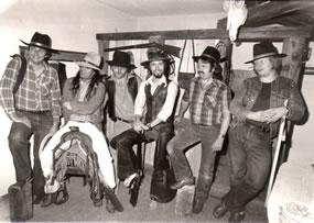 1974 gründete Roli zusammen mit den besten Musikern aus der Rock'n Roll Szene der Ostschweiz,